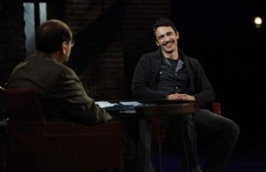 Lipton and James Franco - Inside the Actors Studio