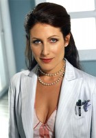 Actress Lisa Edelstein Dr.-Cuddy-House-M.D