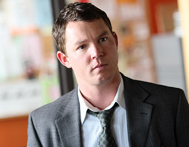 Actor Shawn Hatosy