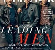 Vanity Fair Feb Cover