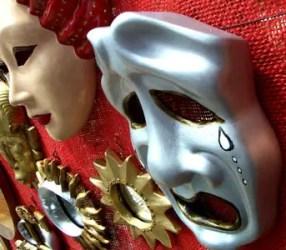 drama-mask