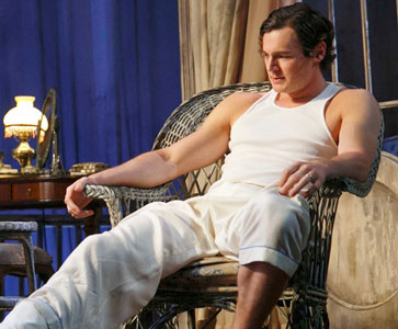 Cat On A Hot Tin Roof Star Benjamin Walker On Acting