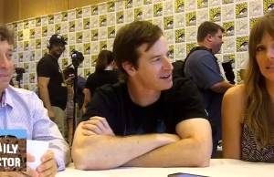 Comic-Con Interview: Rob Huebel and Erinn Hayes talk 'Childrens Hospital'