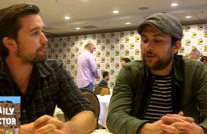Interview: Charlie Day and Rob McElhenney on 'It's Always Sunny', If They Share Traits of Their Characters and Having Real Life 'Sunny' Moments (video)