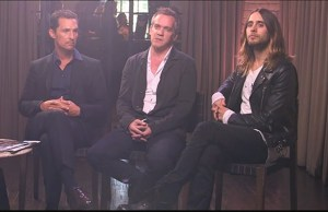 Matthew McConaughey and Jared Leto Discuss 'Dallas Buyers Club' and Their Characters (video)