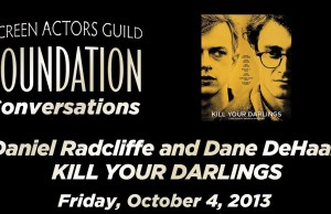 Daniel Radcliffe and Dane DeHaan on 'Kill Your Darlings', Bad Auditions and More (video)