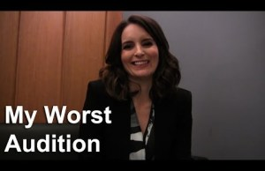 Tina Fey's Worst Audition Ever