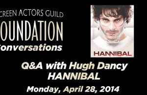 Watch Hugh Dancy Talk 'Hannibal', His Career and More