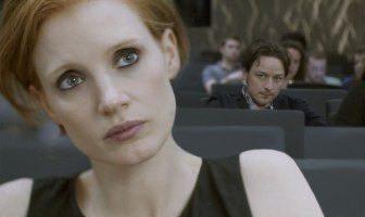 Jessica Chastain Female Roles