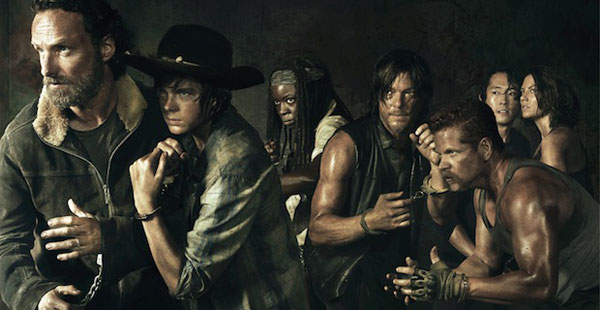 The Walking Dead Casting Director