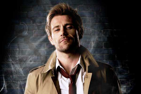 Matt Ryan is Constantine