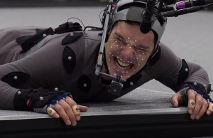 Watch: Benedict Cumberbatch Film the Smaug Motion Capture for 'The Hobbit: The Desolation of Smaug'