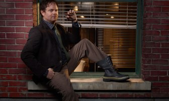 Rainn Wilson Backstrom Interview