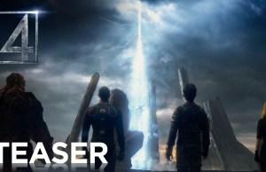 Trailer: 'Fantastic Four' Starring Miles Teller, Michael B. Jordan, Kate Mara & Jamie Bell