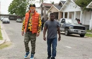 Watch Kevin Hart Help Will Ferrell 'Get Hard'