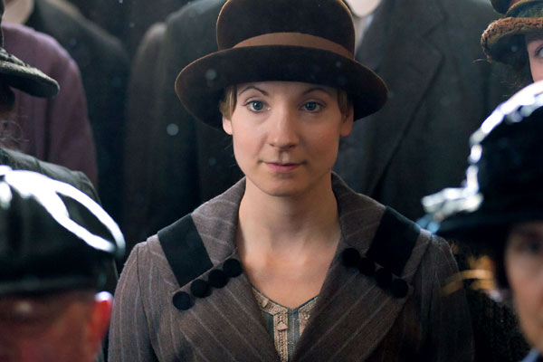 Joanne Froggatt in Downton Abbey
