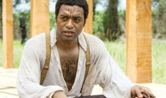 Chiwetel Ejiofor in '12 Years a Slave'