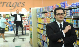 Josh Gad in The Comedians