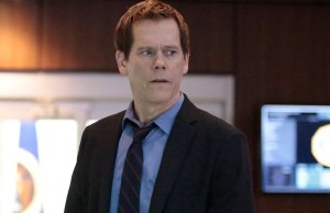 Kevin Bacon in The Following