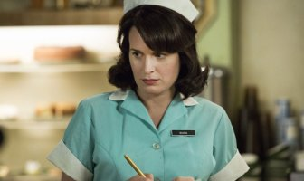 Elizabeth Reaser in Mad Men