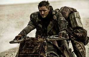 Tom Hardy in Mad Max