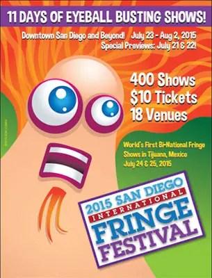 San Diego Fringe Festival 2015