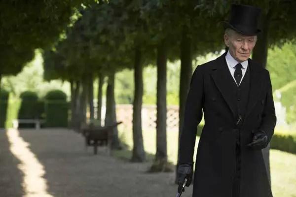 Ian McKellen in 'Mr. Holmes'