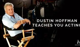 Dustin Hoffman Master Class