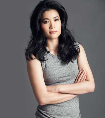 Scorpion's Jadyn Wong. Photo by Vince Trupsin