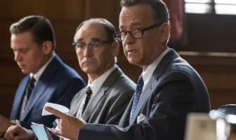 Bridge of Spies starring Tom Hanks and Mark Rylance