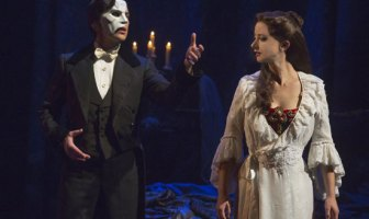 Review of The Phantom of the Opera with Chris Mann and Katie Williams