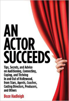 An Actor Succeeds Book Review