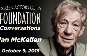 Watch: Conversations with Sir Ian McKellen