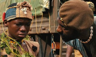 Abraham Attah and Idris Elba Beasts of No Nation