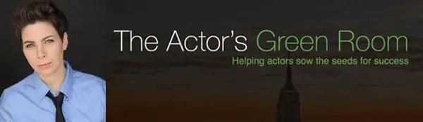 Jen Rudolph Actor's Green Room Interview