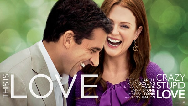 monologues from the film, Crazy, Stupid, Love