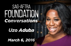 Watch: SAG Conversations with Uzo Aduba from 'Orange is the New Black'