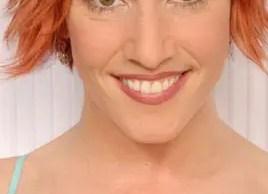 Actress Lisa Gajda