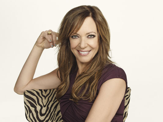 Allison Janney in Mom