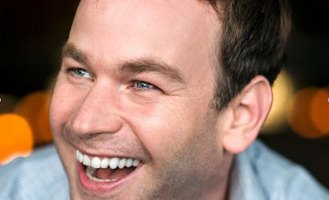 Actor Mike Birbiglia