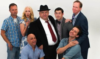 The Cast of The Producers San Diego Musical Theatre