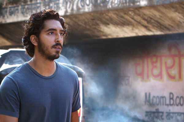 Actor Dev Patel in Lion