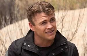 Actor Luke Hemsworth