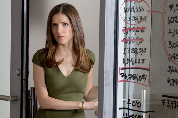 anna kendrick on why she became a actress and how she got