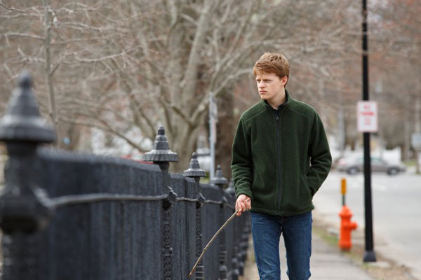 Actor Lucas Hedges