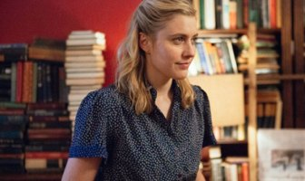 Actress Greta Gerwig