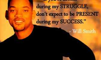 Will Smith Quote