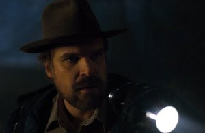Actor David Harbour