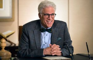 Actor Ted Danson