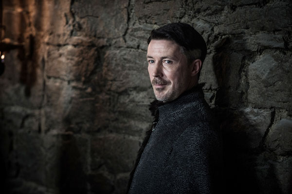 Actor Aidan Gillen